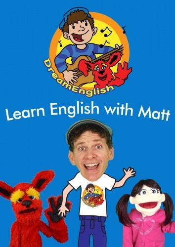 آموزش انگلیسی با مت (الفبا)