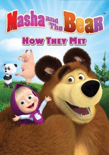 ماشا و خرسه - بخش اول