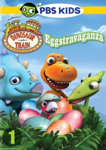 قطار دایناسورها - بخش اول