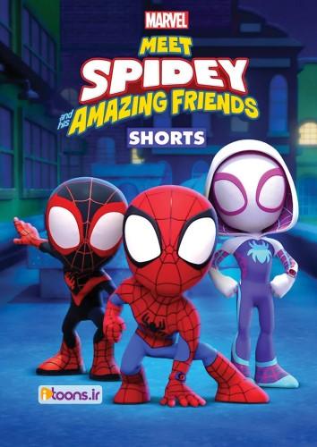 آشنایی با عنکبوتی و دوستان شگفت انگیزش